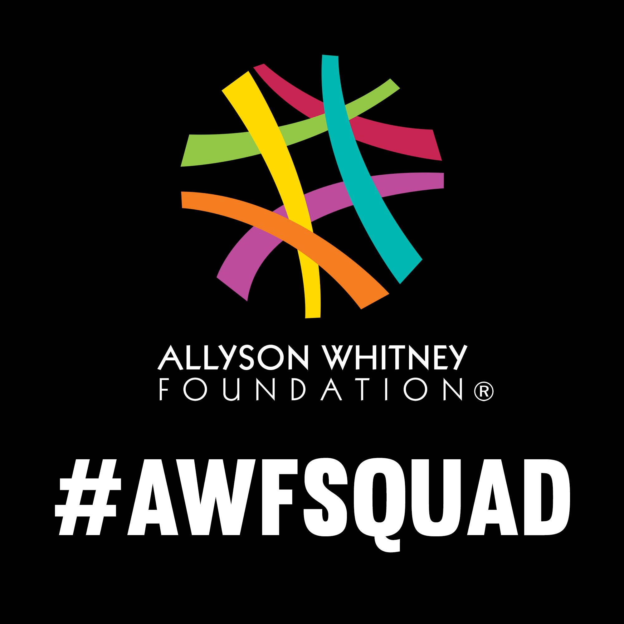 #AWFSQUAD ANYWHERE ANYTIME!